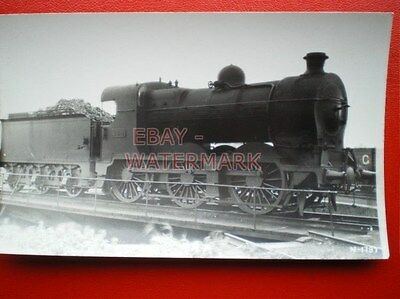 Postcard Rp Great Southern Railway Ireland Loco No 632