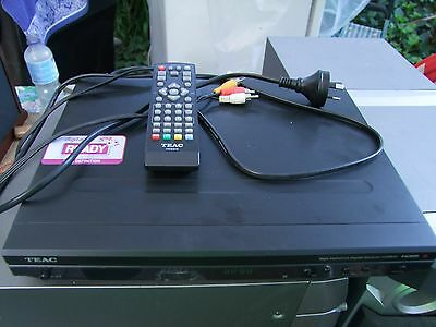 Teac High Definition Set Top Box with remote