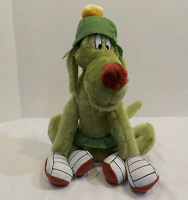 Commander K-9 Looney Tunes The Martian Space Dog 12""