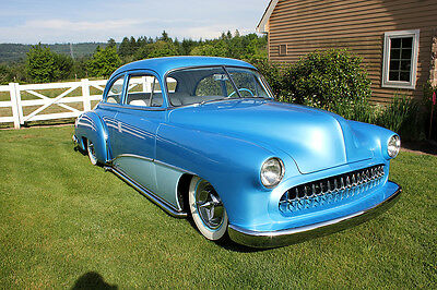 1950 Chevrolet Bel Air/150/210  coupe sedan 2 door custom air ride bagged show car