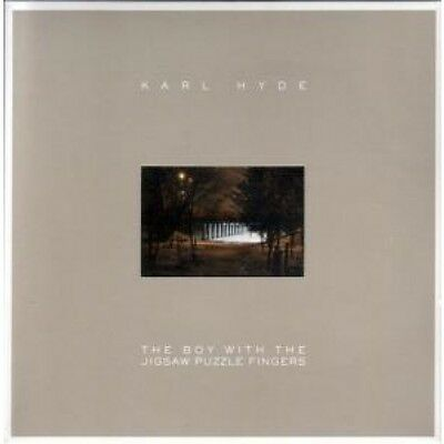 """KARL HYDE Boy With The Jigsaw Puzzle Fingers 7"""" VINYL European Universal Clear"""