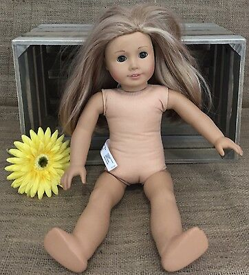 American Girl AG Isabelle Girl of The Year 2014 Doll DOLL ONLY