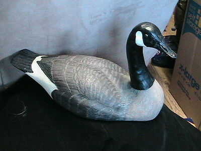 Goose Decoy/Sculpture Collectible NWTF Numbered 245/1500