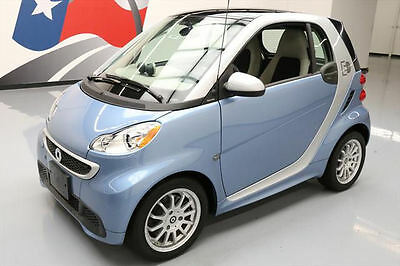 2013 Smart Fortwo Electric Drive Coupe 2-Door 2013 SMART FORTWO PASSION ELECTRIC DRIVE GLASS ROOF 9K #709158 Texas Direct Auto