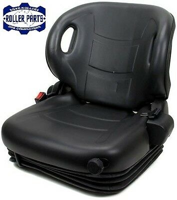 Universal Seats To Suit Forklifts, Skidsteers, Bobcats, Rollers And Plenty More!