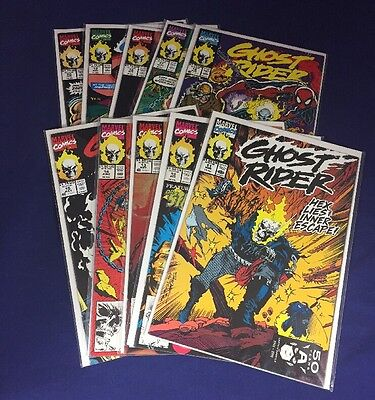Ghost Rider 11-20 Marvel 1991 NM 10 Issue Lot