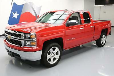 "2015 Chevrolet Silverado 1500  2015 CHEVY SILVERADO DOUBLE CAB 6-PASS 20"" WHEELS 23K #312518 Texas Direct Auto"