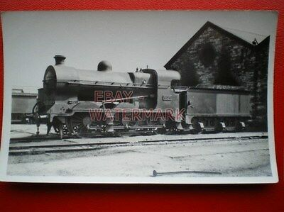 Postcard Rp Great Southern Railway Ireland Loco No 626 (V2) At Broadstone 24/4/3