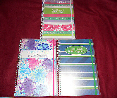 Bill Organizer And Monthly Home Finance With Pockets: Styles To Choose From.....