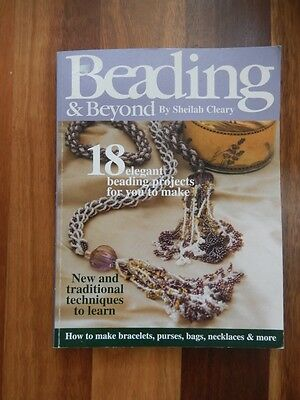 Craft book Beading and Beyond