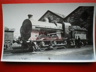 Postcard Rp Great Southern Railway Ireland Loco No 638