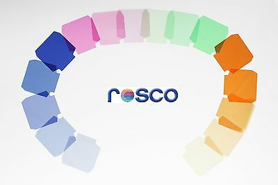 Rosco Color Correction Gels for Canon 600EX-RT - Fits SCH-E1 Filter Holder