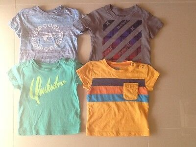 Quiksilver Rip Curl Hurley Surf Tops Size 0 Tshirts