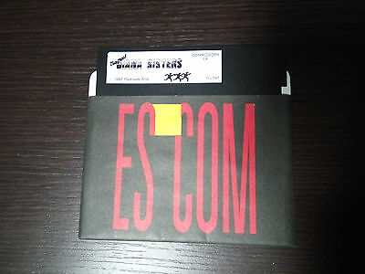C64 Game: The Great Giana Sisters Floppy 5,25
