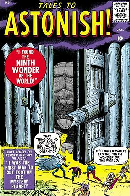 Tales to Astonish Vol. 1 Issues 1 - 101 on DVD Silver Age