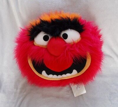 """Disney Store Exclusive The Muppets - Animal Cushion Soft Toy / Plush Teddy - 15"""""""