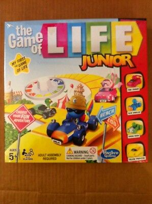 The Game Of Life Junior Board Game**NEW**