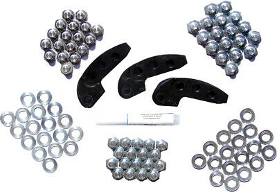 Team Team 930997 Rooster Adjustable Clutch Weights for Polaris Drive Clutch