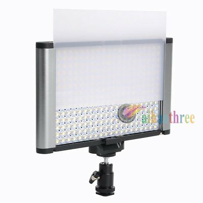 VILTROX JYLED-300 Photography Studio Wedding DV LED Video Light Lighting【AU】