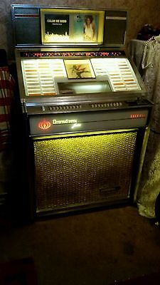 1964 Rock Ola 424 grand prix junior  100 Selections Visible Player fully working
