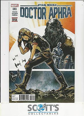 Star Wars Doctor Aphra  #3  New  (Bagged & Boarded) Freepost
