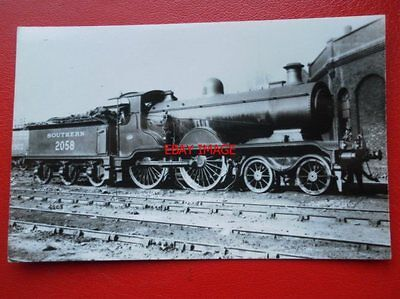 Photo  Sr Ex Lbscr Class B4 Loco No 2058 Kitchener