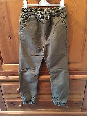 Next Boys Jogger Style Trousers Age 11