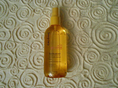 Galenic Soins Soleil Spray Huile Sèche Soyeuse Corps SPF15 150ml