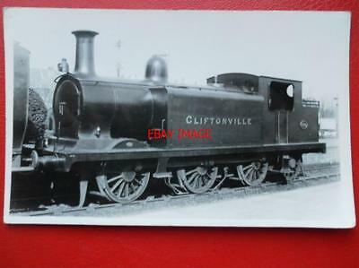 Photo  Sr Ex Lbscr Class E3 Loco No 166 Cliftonville