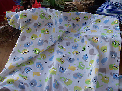 Baby Sheet Handmade For Pram, Moses Basket Or Crib New Without Tags
