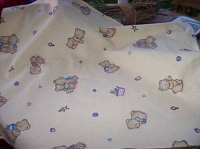 Handmade Baby Sheet For Crib, Moses Basket Or Pram New Without Tags