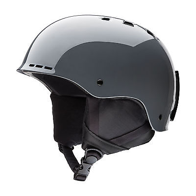 Smith Junior Holt Junior Snow Ski Helmet Charcoal