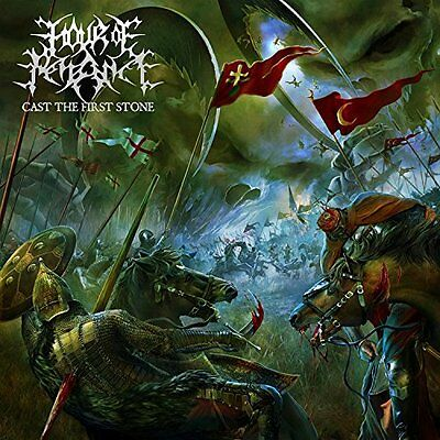 Hour Of Penance - Cast The First Stone - New Cd Album