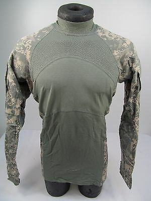 NEW Genuine GI US Army Massif ACU UCP UBACS Digital Camouflage Combat Shirt ACU1