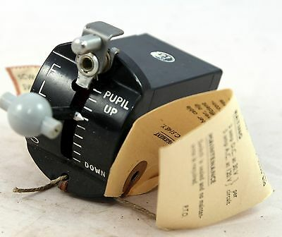 Flap selector switch for two seat Hunter aircraft (GB8)