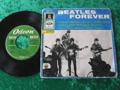 """The Beatles 7"""" Single EP - Beatles forever (1965)"""