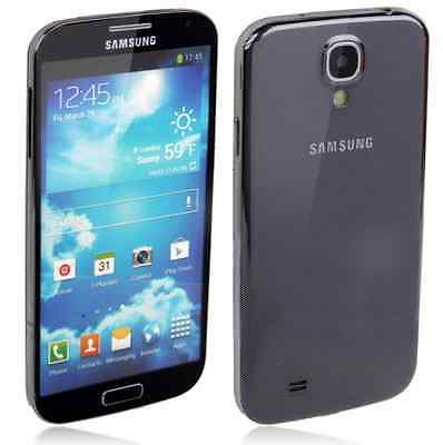 Samsung Galaxy S4 Handy DUMMY Attrappe - Modell, Deko, Requisit Schwarz