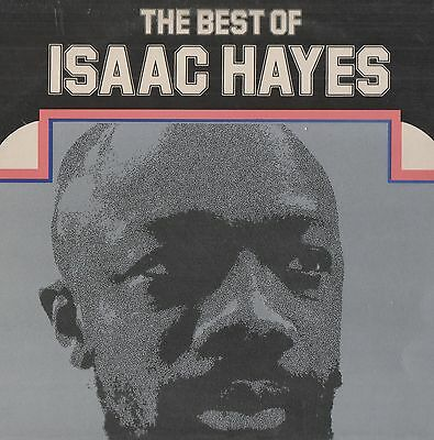 Isaac Hayes - 'The Best Of' 1975 UK Stax LP. Ex!