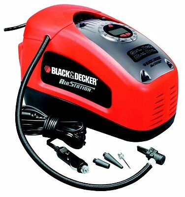 Black + Decker ASI300 Gonfleur/Compresseur 11 bars / 160 PSI NEW