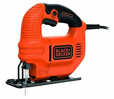 Black + Decker KS501 Scie sauteuse avec lame 400 W NEW