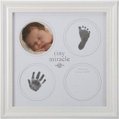 C. R. Gibson Keepsake Frame Tiny Miracle, New