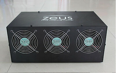 24 Hour 100 MH/s Zeus Scrypt Mining Contract - Goldcoin | LiteCoin - 100's more