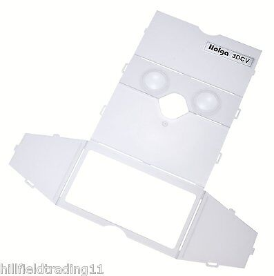Holga 3DCV Stereo 3D Slide Film Picture Print Viewer for 135-3D 135PC-3D