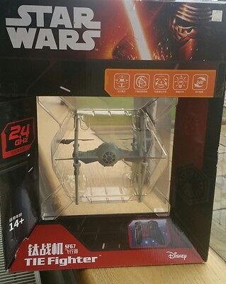 Star Wars RC Fighter Shape 2.4GHz 4 Channel 6 Axis Gyro Drone