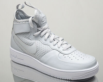Nike Air Force 1 Ultra Force Mid AF1 men lifestyle sneakers NEW 864014-002 0fb435a6a