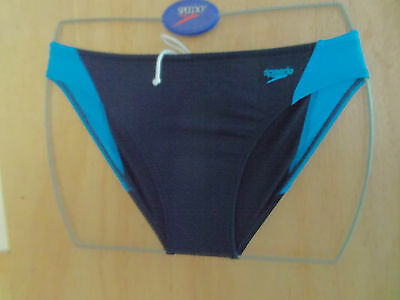 "SPEEDO MENS ENDURANCE SPLICE  5cm SIDES SWIMMING TRUNKS UK SIZE 34"" WAIST (86cm)"