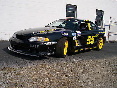 1997 Saleen # 217 Ford Mustang Race Car
