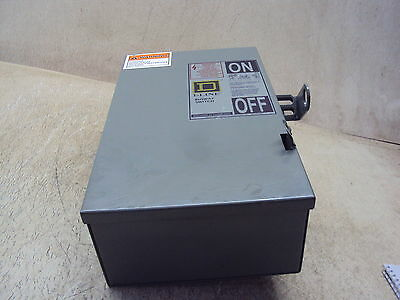 Square D 60A I -Line Busway Switch Pq3606G Max V 600  New