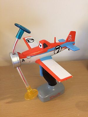 Disney Planes Dusty Battery Operated Light Up Spinner