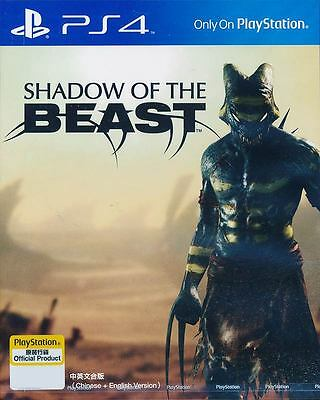 Shadow of The Beast - PS4 Game - NEW